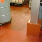 New Floor Meets Old